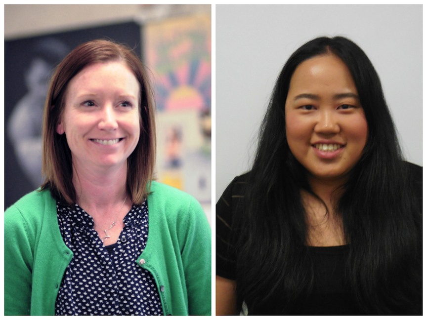 Julie Wheeler intends to move to Marin and is in the process of purchasing a house. Naomi Hwang plans on working as a substitute teacher while she changes careers in the upcoming year.