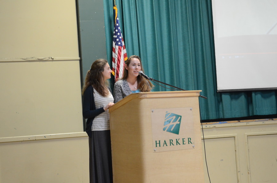 On behalf of Harker National Honor Society, seniors Agata Sorotokin and Caroline Howells announce that applications are live as of today for any interested sophomores, juniors, or seniors.