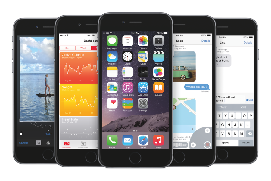 Apple released iOS 8 in conjunction with two new iPhone releases. Several bug reports have circulated the Internet about both the operating system and the phone.