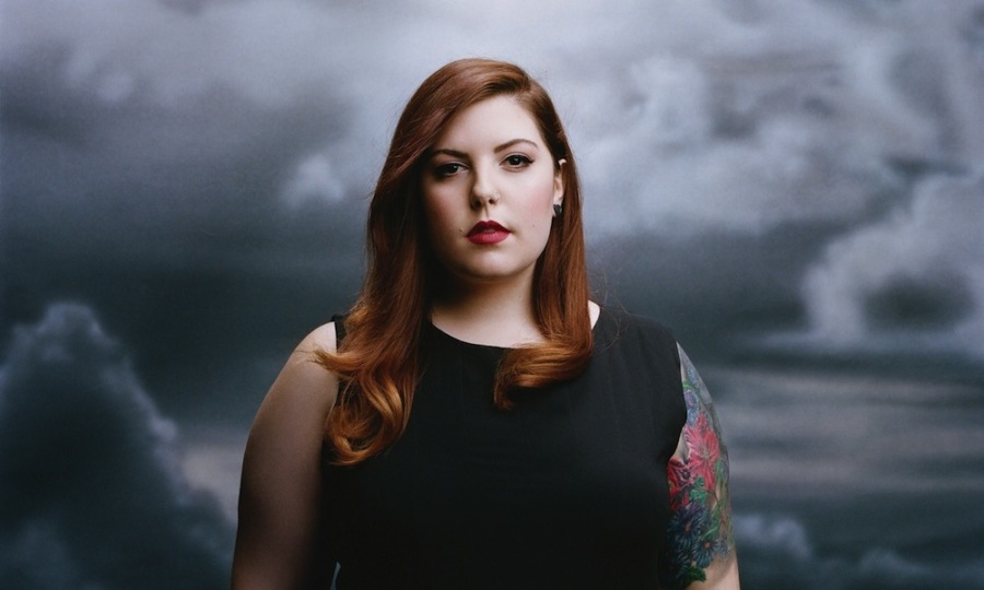 Mary+Lambert+released+her+debut+album+titled+%22Heart+On+My+Sleeve%22+on+Oct.+14.+The+album+discusses+topics+such+as+love+and+sexuality.