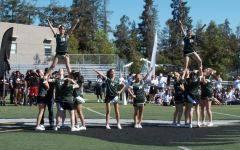 Cheerleading kicks off season with the largest squad yet