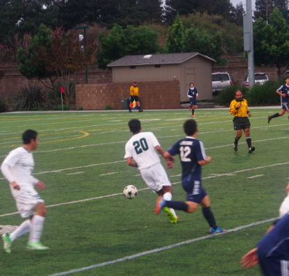 Varsity boy's soccer continues undefeated record