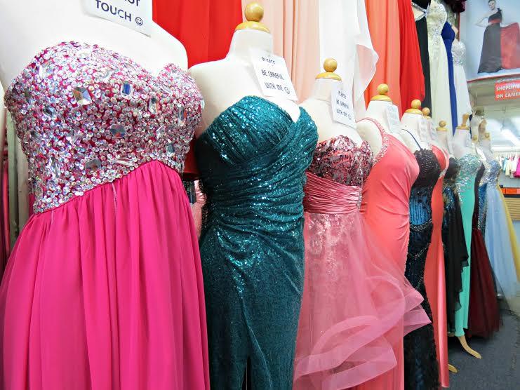 Prom Dress Shops Downtown LA