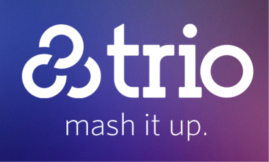 Silicon Valley startup Trio released an app for iOS devices yesterday that gives users tools to create mashup clips of videos, photos, animated GIFs, and music from Vine, Instagram, and Giphy.