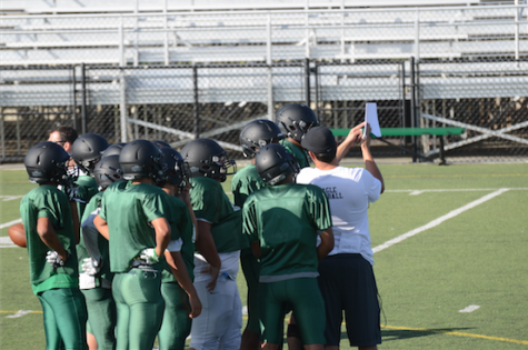 New football head coach introduces improved practice format