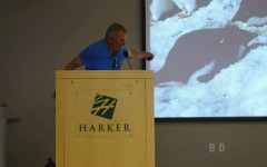 Naturalist Brent Houston speaks about Arctic experiences