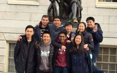 Students participate in Harvard-MIT Math Tournament