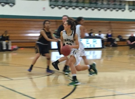Varsity girls basketball loses in first round of CCS against Terra Nova