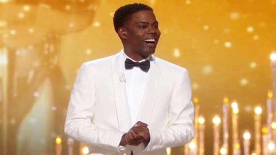 That's a Wrap: Chris Rock came off as racist and sexist at the Oscars