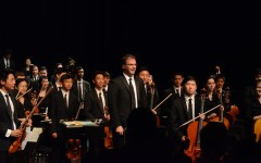 Upper and middle schools perform in Spring Orchestra Concert
