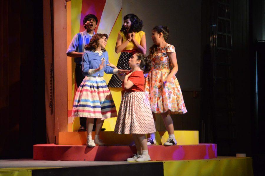 """""""Everything is Rosie"""" at the spring musical, """"Bye Bye Birdie"""""""