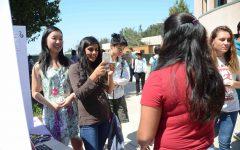 Students attend annual Club Fair