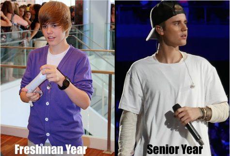 Freshman vs. senior year: The meme debunked