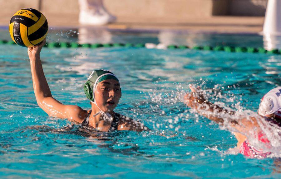 Varsity Girls Water Polo Loses To Saratoga Varsity Boys Water Polo Defeats Saratoga Harker Aquila