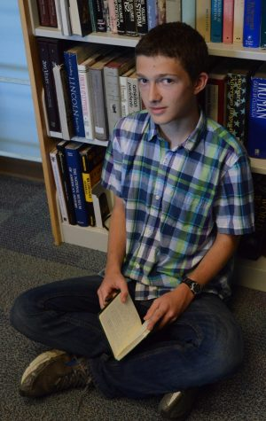 Humans of Harker: Andrew Rule and the personas we make