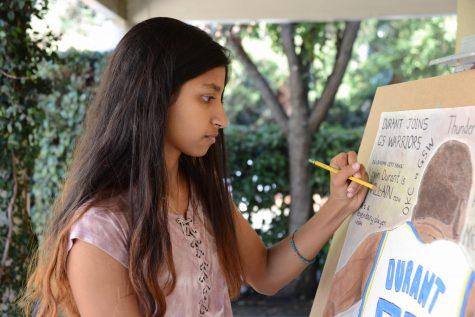 Humans of Harker: Trisha Dwivedi values family