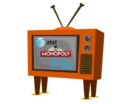 Monopolizing the airwaves
