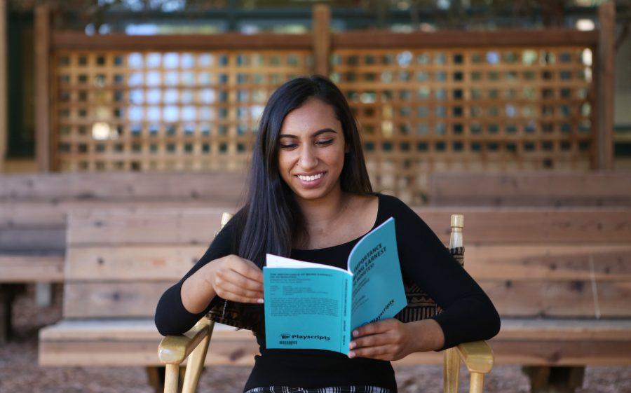 Humans of Harker: Sana Aladin makes her voice heard – Harker