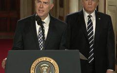 Trump nominates Judge Neil M. Gorsuch to Supreme Court