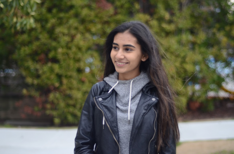 """""""Success is knowing that you did your best and being happy with what you did. It doesnt mean that you have to be the best thats out there, but if youre happy with your end result and you know you tried your hardest, and that is all you can do and you should be proud of that,"""" Medha Shah (12) said."""