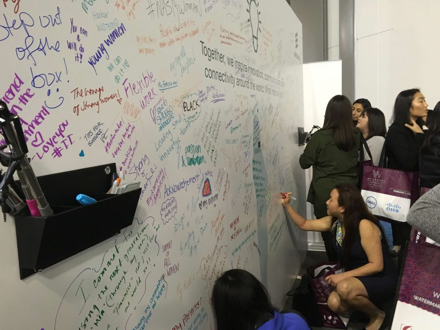Watermark Conference attendees write about what inspires them in their community.