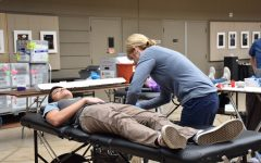 Red Cross Club hosts annual blood drive