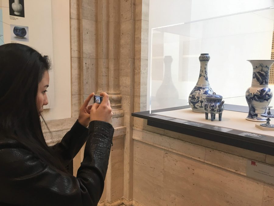 AP Art History students travel to Asian Art Museum in San Francisco