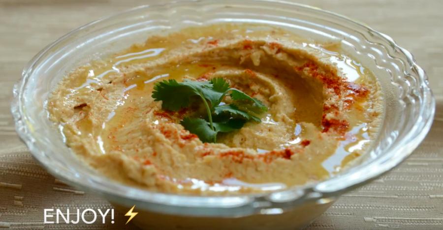 Flash Food: Hummus