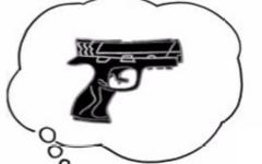 On living afraid of gun violence