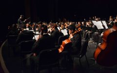 Upper school orchestra performs in annual Spring Concert