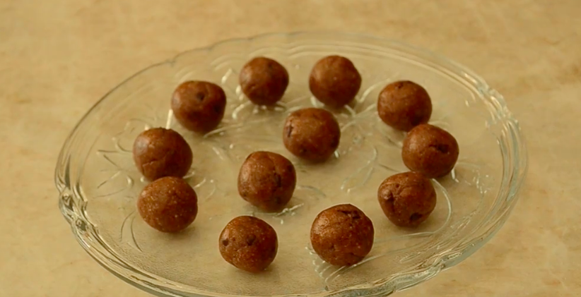 Flash Food: Cookie Dough Bites