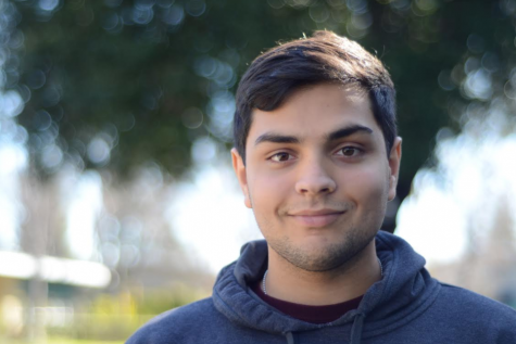 Humans of Harker: Sandip Nirmel develops new hobbies