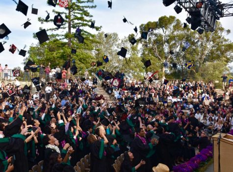 Hats off to the Class of 2017: Seniors graduate in Mountain Winery ceremony