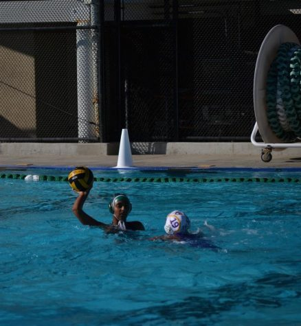 Varsity girls water polo loses to Santa Clara on senior night