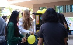 Students and faculty gather for annual club fair