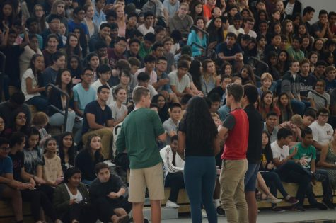 School meeting recap 9/11