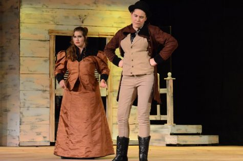 Cast of fall play performs annual show to fundraise for recent natural disasters