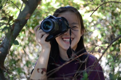 Humans of Harker: Ashley Jiang sees the world through her camera lens
