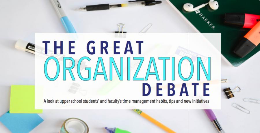 Upper school tackles best methods for time management