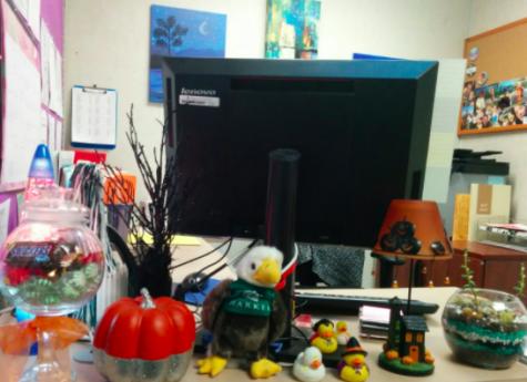 Students plan for Halloween festivities