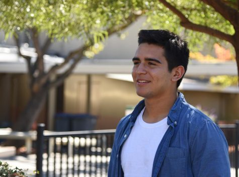 Humans of Harker: Anthony Contreras channels his mother's strength