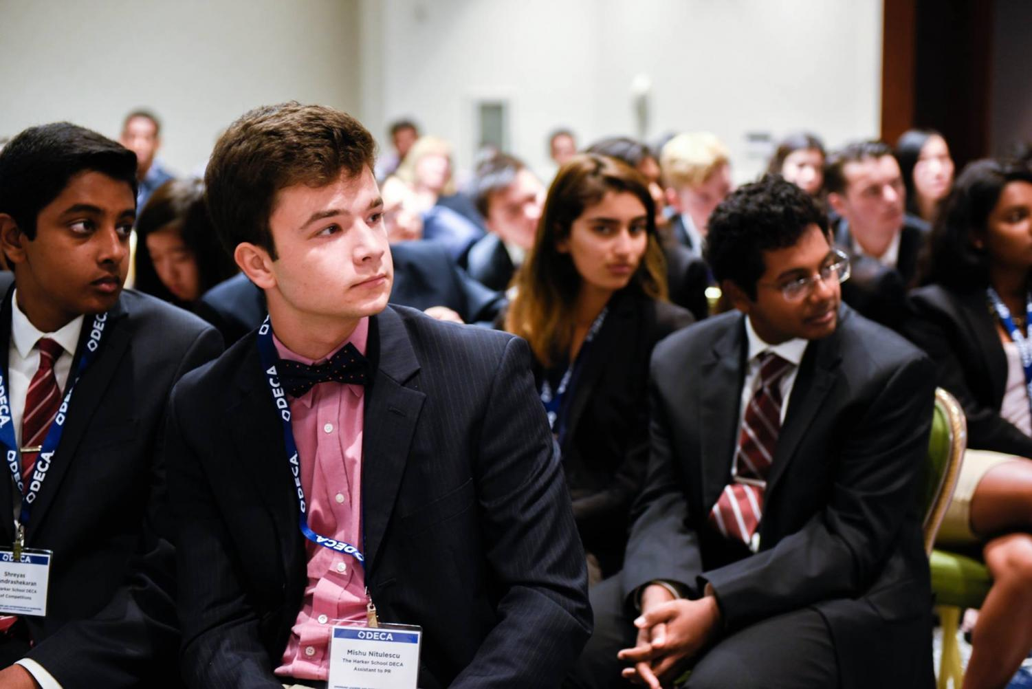 DECA students will travel to Arizona today to participate in a mock conference before the official competition season begins. This event will allow DECA members to participate in roleplays as well as practice written events.