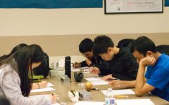 Math Club prepares to compete in upcoming Princeton University Math Competition