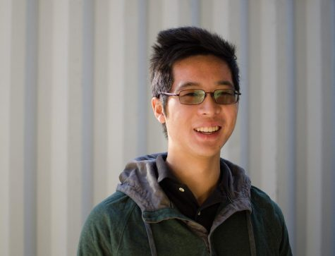 Humans of Harker: Derek Yen voraciously pursues knowledge
