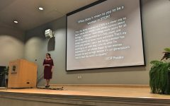 University of California, San Francisco Marina Sirota shares a UCSF postdoctoral scholar's thoughts on women in STEM. Aside from hosting Sirota on Friday, WiSTEM also screened the movie