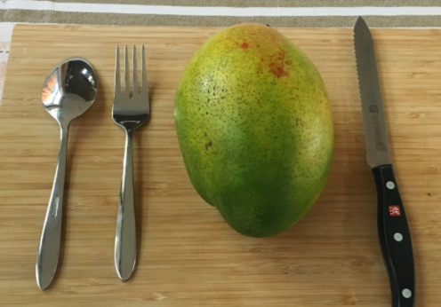Memoir Monday: Dual Mangoes
