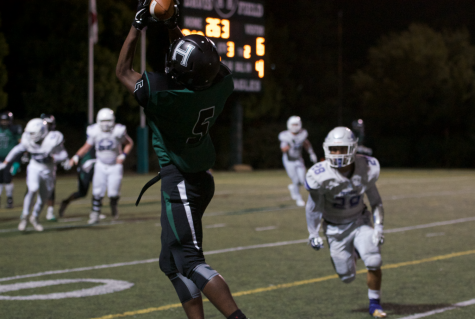 Varsity football beats Piedmont high school in second playoff game