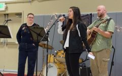 First Quadchella features student, faculty performers in talent show