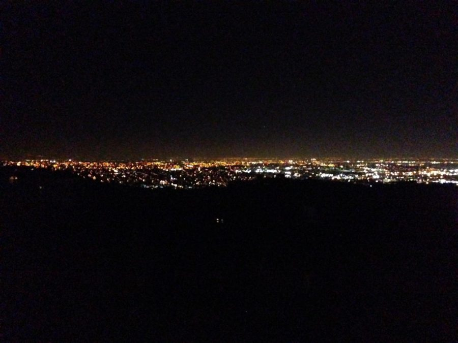 The+Milpitas+skyline+after+dark.+A+new+study+has+discovered+that+the+global+light+pollution+problem+is+worsening.+