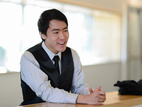 Humans of Harker: Alex Chen finds strength in introspection